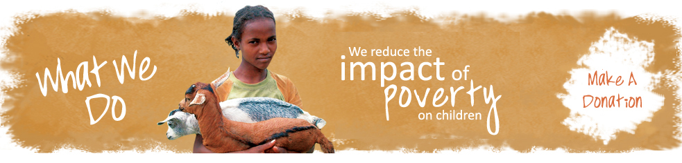 What We Do - Reduce the Impact of Poverty