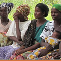 """The Zoosali Women Organic Farmers Group in Ghana."""