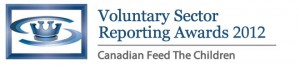 Canadian Feed the Children Logo 2012-2013