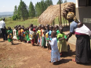 Food Program - Uganda CEDO Feb 2015