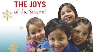 Wishing you the joys of the season